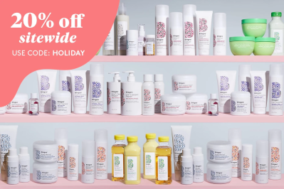 Briogeo Hair Black Friday & Cyber Monday Deal: Get 20% off!