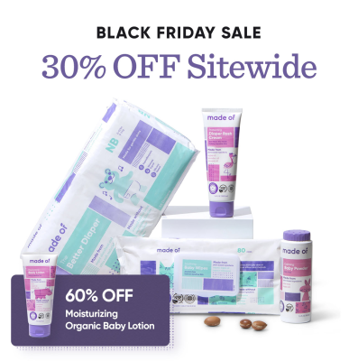 MadeOf Black Friday Sale: Get 30% SITEWIDE!