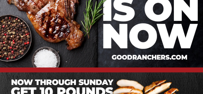 Good Ranchers Black Friday Deal: Free Chicken With Subscription!