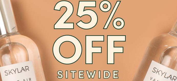Skylar Scent Club Black Friday Deal: Get 25% Off SITEWIDE & More!