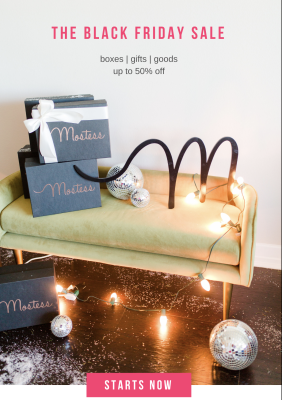 Mostess Box Black Friday Deal: Save Up to 50% In Shop!