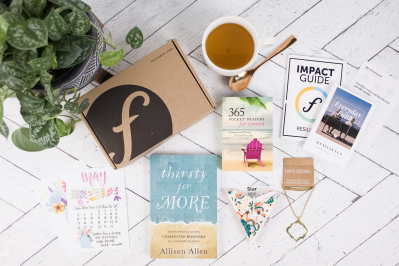 Faithbox Cyber Monday 2020 Coupon: Get $20 Off + FREE 2021 Planner!