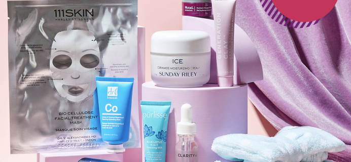 Ipsy Skincare Edit Box Available Now!