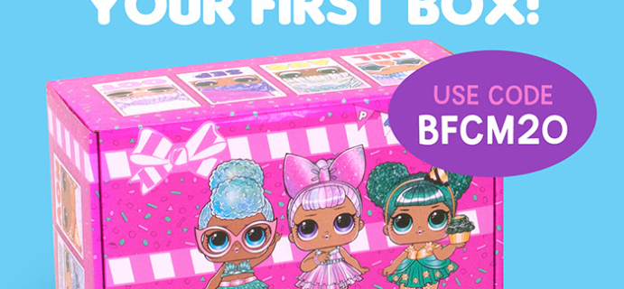 LOL Surprise Box Black Friday Deal: Save 25% On Your First Box!