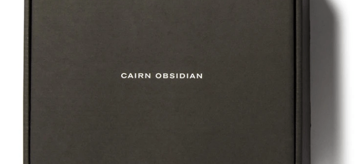 Cairn Obsidian Black Friday Deal: Get 25% Off! {RARE Coupon}