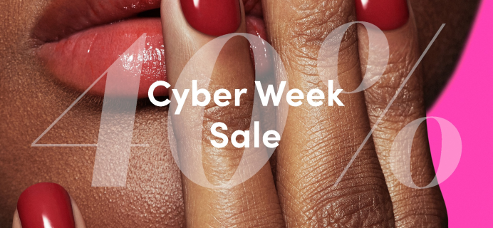 Dashing Diva Cyber Monday Deal: Get 40% off SITEWIDE!