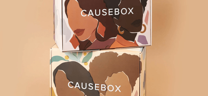 Causebox Black Friday LAST CALL: First Box $29.95 or FREE With Annual Subscription!