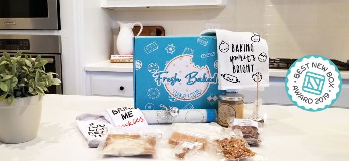 Fresh Baked Cookie Crate Cyber Monday Coupon: Save 30%!