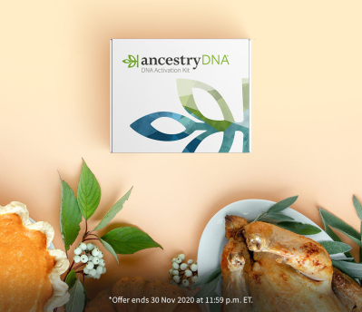 Ancestry Black Friday Sale: Save 50% on AncestryDNA!