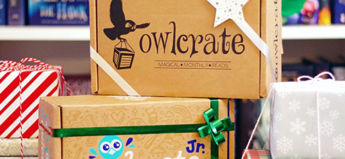 OwlCrate Black Friday Deals: Save Up To $27 on Subscriptions!