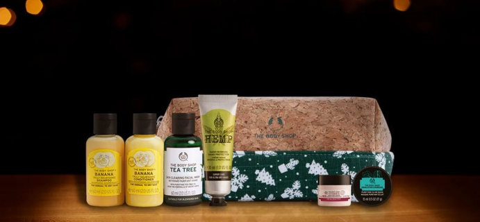 The Body Shop Black Friday 2020 Limited Edition Pouch Available + FULL Spoilers!
