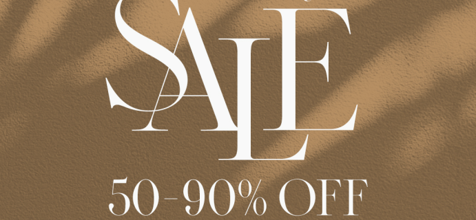 Fashionsta Black Friday Deal – Save up to 90% in shop, including past items from The BOX!