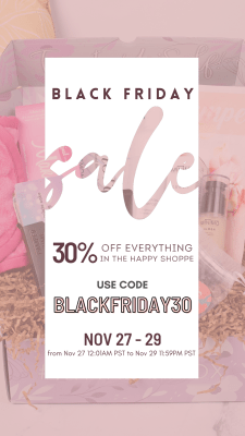 TheraBox Black Friday Deal: Get 30% Off!