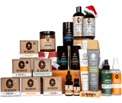 Dr. Squatch New Year Deal: Get 30% Off First Box!
