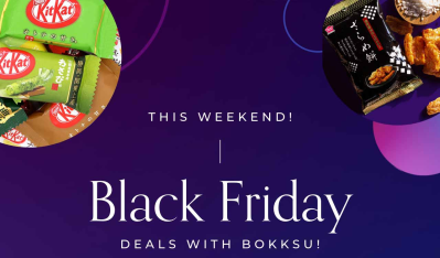 Bokksu Black Friday Deals: Get Up To $120 E-Gift Card with Shop Purchases!
