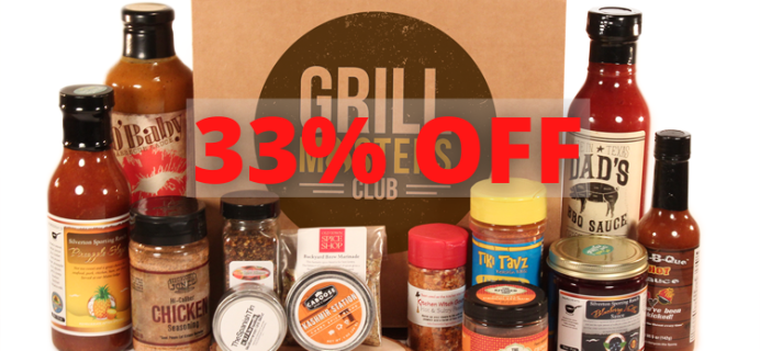 Grill Masters Club Black Friday Deal: Save $10!
