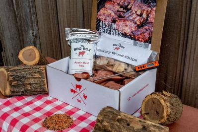 My BBQ Box Black Friday Sale: Take 25% off entire subscription purchase!