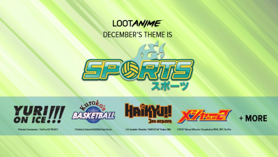 Loot Anime December 2020 Theme Spoilers & Coupon!