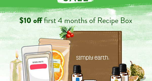 Simply Earth Black Friday Deal: Get $10 Off For 4 Months!