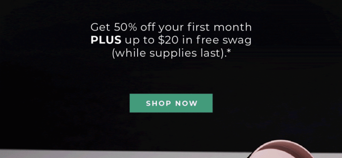 GEM Cyber Monday Deal: 50% Off First Month + FREE Gift!