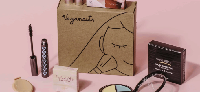 Vegancuts Makeup Box Black Friday Deal: Save $10 On First Box!