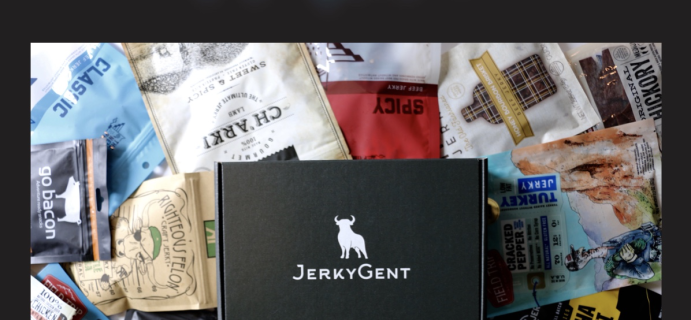 JerkyGent Cyber Monday Deal: HALF OFF First Box!