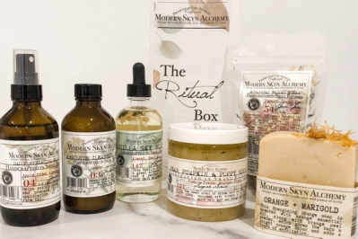 Modern Skyn Apothecary Cyber Monday Deal: Save 30% on your entire subscription – Bath & Body Ritual Box!