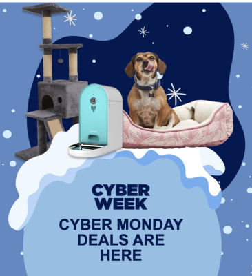 Petco Cyber Monday Deal: Get 50% off First Order + Free Shipping on Repeat Delivery!