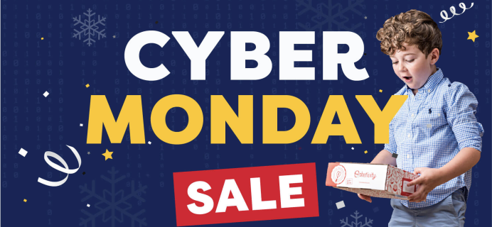 Baketivity Cyber Monday Deal: Save 20% sitewide!
