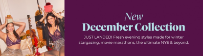 Adore Me December 2020 Collection Reveal + Coupon!