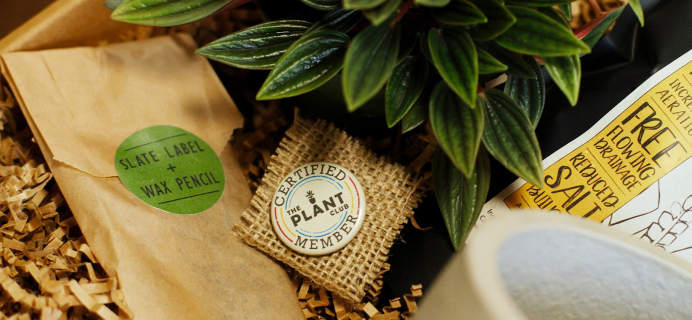The Plant Club Cyber Monday Deal: Save $5!