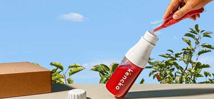 Kencko Cyber Monday Deal: FREE Shaker Bottle!