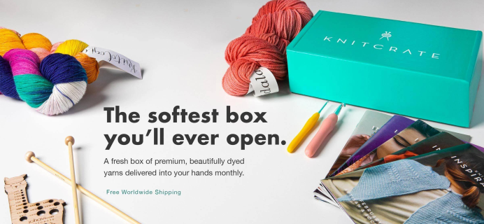 Knit Crate Spring Cleaning Clearance Sale: Get Over 85% Off!
