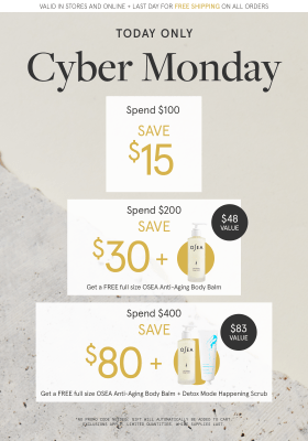 The Detox Market Cyber Monday 2020 Coupon: Get Up To $80 Off + Bonus Gifts!
