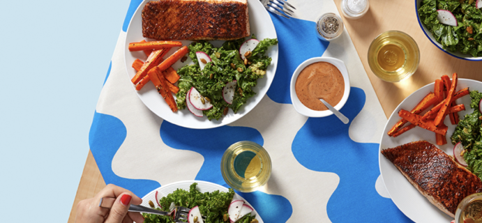 Blue Apron Cyber Monday Coupon: Save Up to $84!