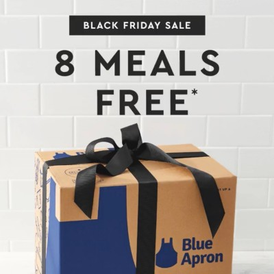 Blue Apron Black Friday Coupon: Save Up to $84!