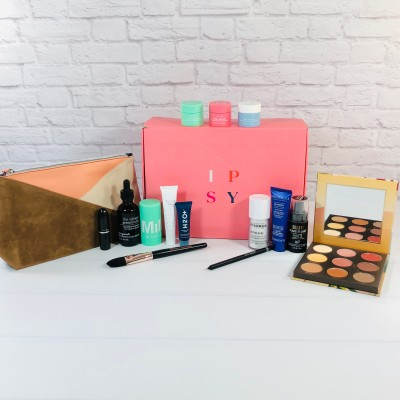 Ipsy Glam Bag Ultimate November 2020 Review