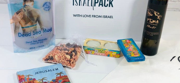 Israel Pack Black Friday & Cyber Monday Deal: Save 35%!