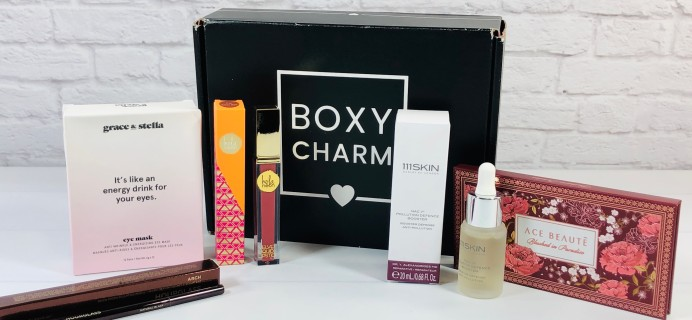 July 2020 BOXYCHARM Review