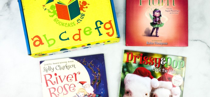 Kids BookCase Club December 2020 Subscription Box Review + 50% Off Coupon! GIRLS 5-6 YEARS OLD