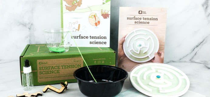 Kiwi Crate Review & Coupon – SURFACE TENSION SCIENCE