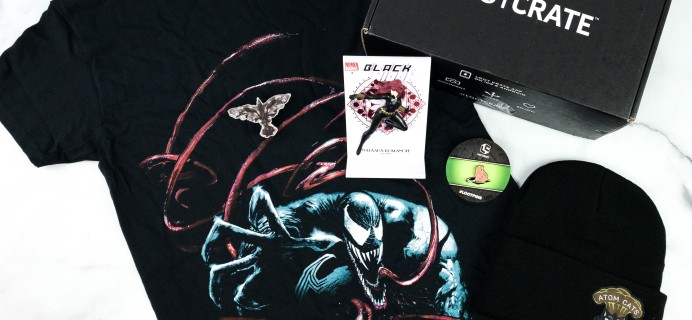 Loot Crate Review  + Coupon – October 2020