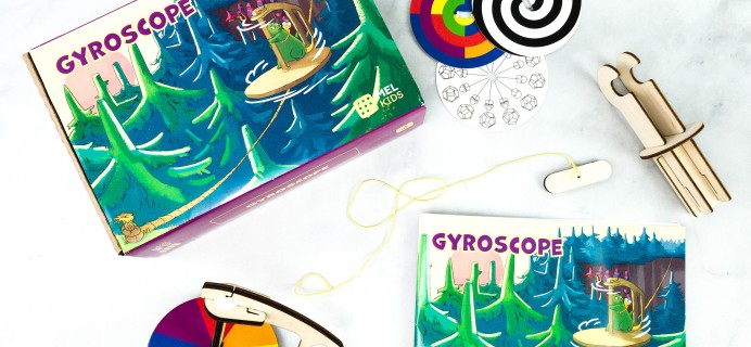 MEL Kids Review + Coupon – GYROSCOPE