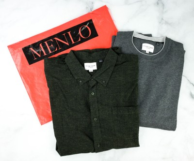 Menlo Club October 2020 Subscription Box Review + Coupon