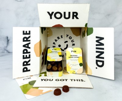 Prepare Your Mind Mood Chews Subscription Review