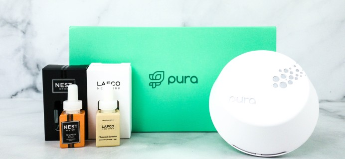 Pura Fragrance Diffuser Review + Coupon