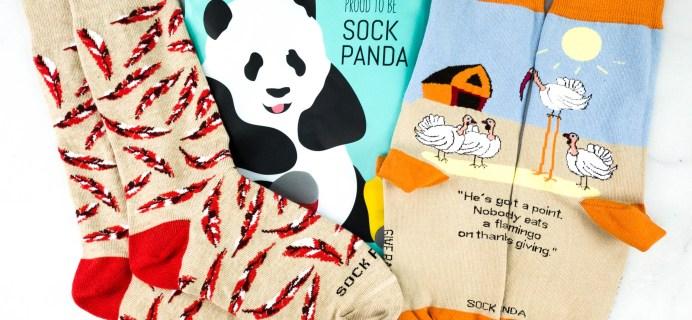Sock Panda Tweens November 2020 Subscription Review + Coupon