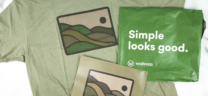 Wohven Men T-Shirt Subscription Review & Coupon – October 2020