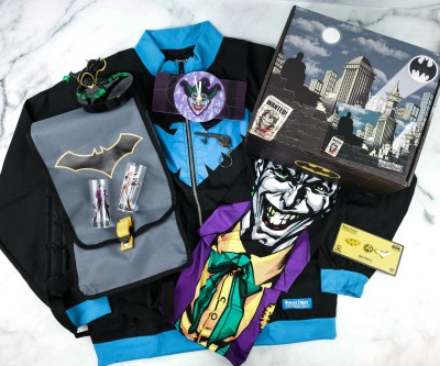 DC Comics World's Finest: The Collection Fall 2020 Box Review – GOTHAM CITY NIGHTLIFE