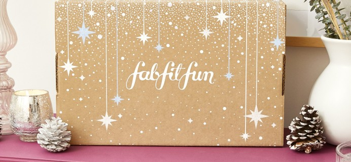 FabFitFun Black Friday Edit Sale: Ends Tonight!